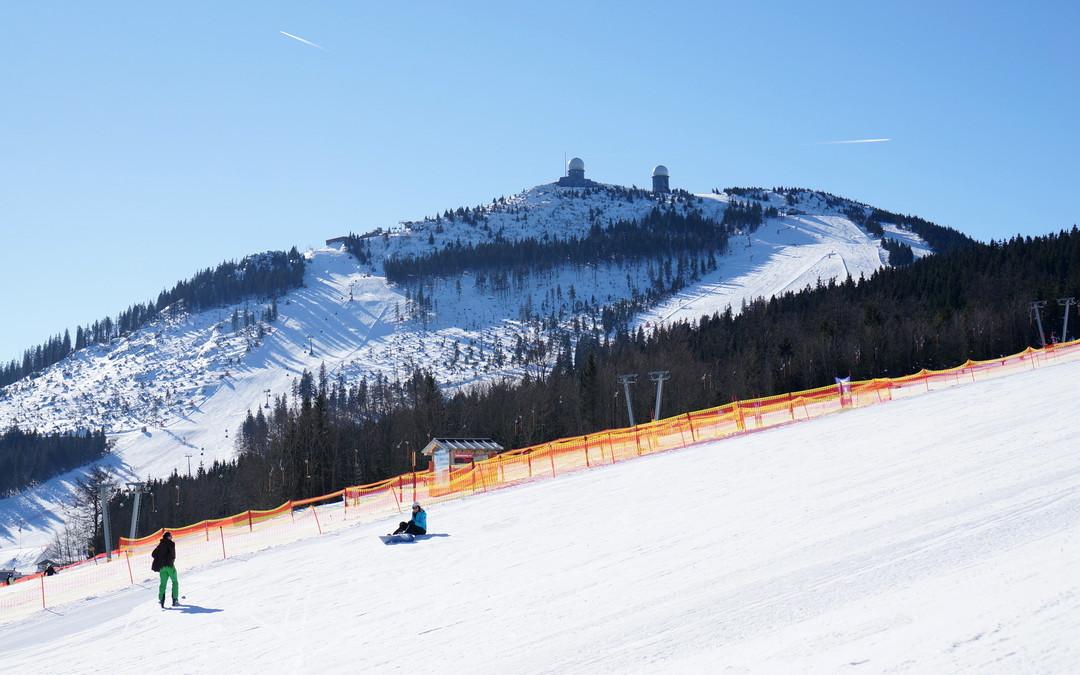 Arber peak