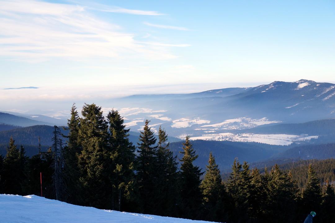 Clouds in Bavaria